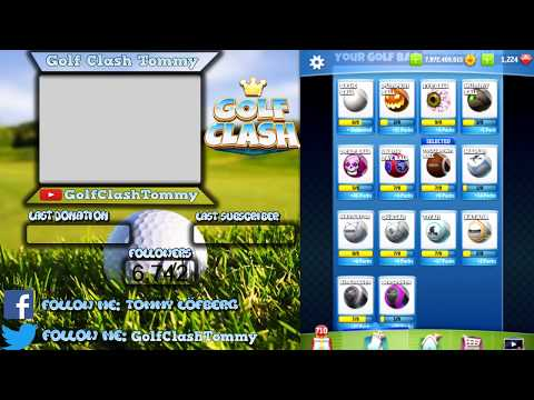 Golf Clash tips, Golfballs - Abilities and how to use them the best, Guide/Tutorial