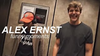 Alex Ernst - Funny Moments