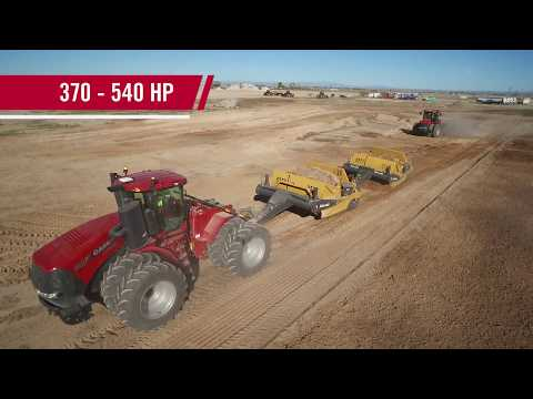 Steiger CVXDrive Tractors: A perfect fit for your operation