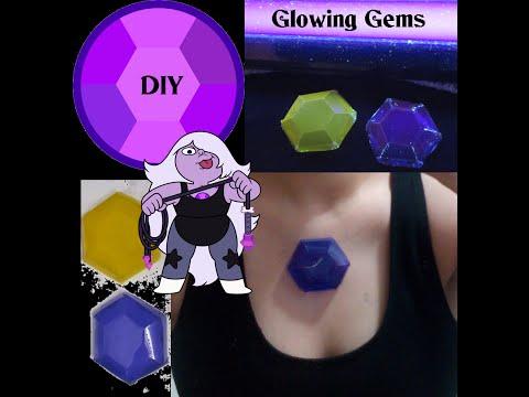 DIY 3D Crystal Gem (without using resin)
