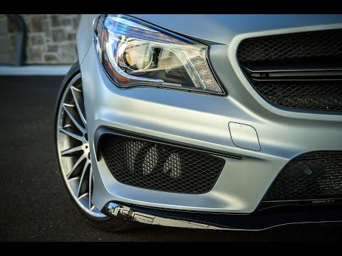 Mercedes Benz A45 CLA45 GLA45 AMG Side Heat Exchanger Intercooler Upgrade