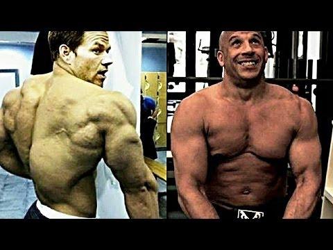 Mark Wahlberg & Vin Diesel Workout 2016 (Motivation)