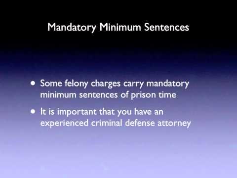 Felony Charges in Louisiana   Baton Rouge Felony Criminal Lawyer
