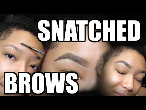 NO SMUDGE, RUB PROOF, WATERPROOF, EYEBROW TUTORIAL | BRIANA TAKEOVER