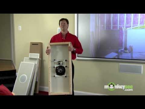 Installing In-Wall Speaker for Your Home Theater