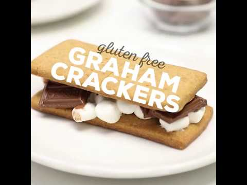 Gluten Free Graham Crackers Recipe from Gluten Free on a Shoestring