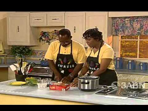 3ABN: Vegetarian Haystack & Vegetarian Bean Soup Recipes Video