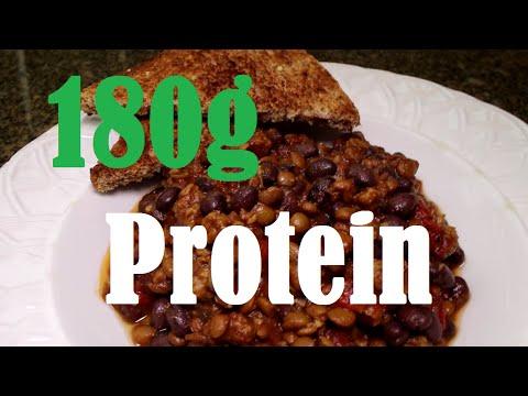 HIGH Protein Vegan Recipes - Vegan Athlete Case Study