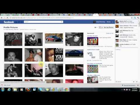 How to make your pictures private update Facebook Timeline Latest Version!