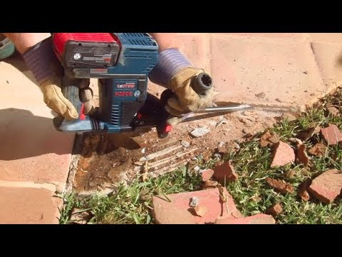 How to Remove Patio Tiles