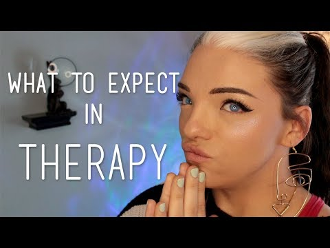 What is Therapy Like?   Stef Sanjati
