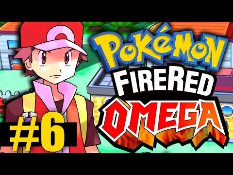 Pokemon Fire Red Omega - Part 6 - Nugget Bridge & Bill's House!