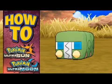 HOW TO GET Charjabug in Pokemon Ultra Sun and Moon
