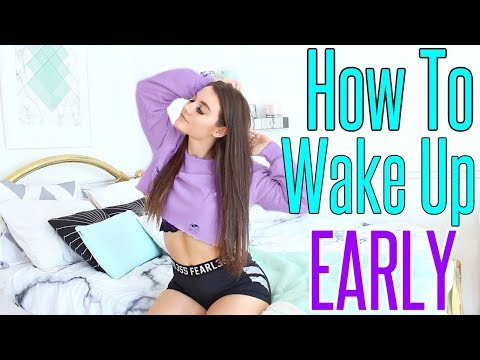 How To Wake Up Early & Change your life!