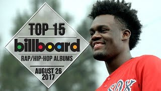 Top 15 • US Rap/Hip-Hop Albums • August 26, 2017 | Billboard-Charts