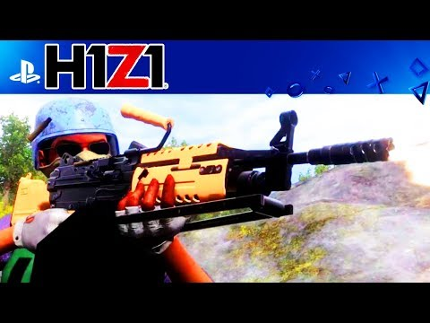 H1Z1 Playstation 4 Beginner Tips! BEST H1Z1 PS4 Tips and Tricks! (H1Z1 PS4 Gameplay)