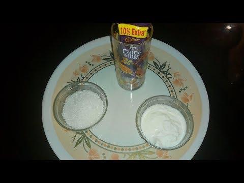 lassi with Dairy Milk chocolate - Make at home-lassi recipe