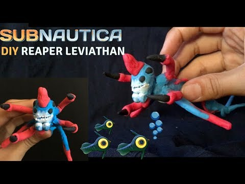 DIY reaper leviathan from