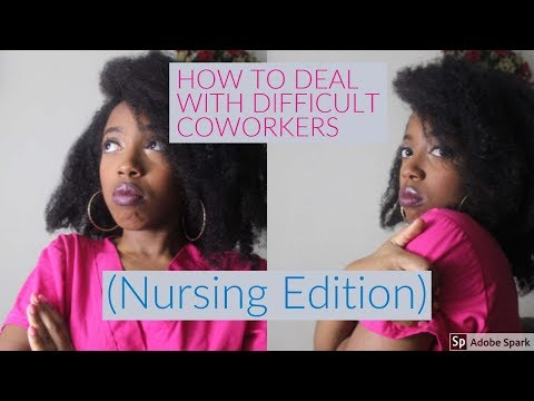 How to deal with difficult Nursing Supervisors, Nurses, CNAs(Principals from Dale Carnegie)