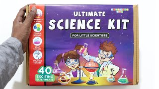 Ultimate Science kit Unboxing – Einstein Box – Chatpat toy tv