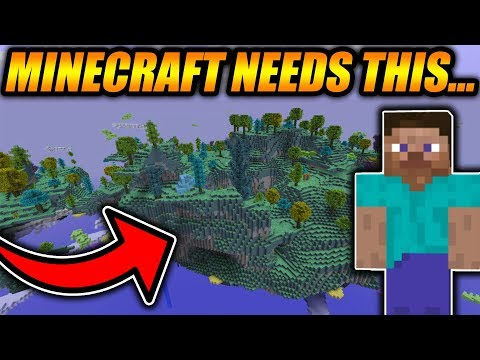 Minecraft NEEDS THIS FEATURE!! - Minecraft Xbox/PE/Java Aether Dimension Feature Idea
