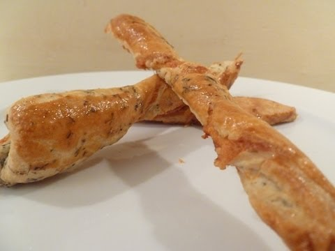 Cheesy Puff Pastry Twirls Cook-Along Video