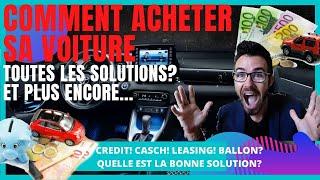 ✅COMMENT FINANCER SA🚗VOITURE💰,(SOLUTION ACHAT AUTO)je vous explique tout#guideachat#lld#leasing