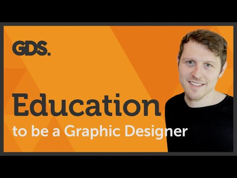 Education to be a Graphic designer? Ep28/45 [Beginners Guide to Graphic Design]
