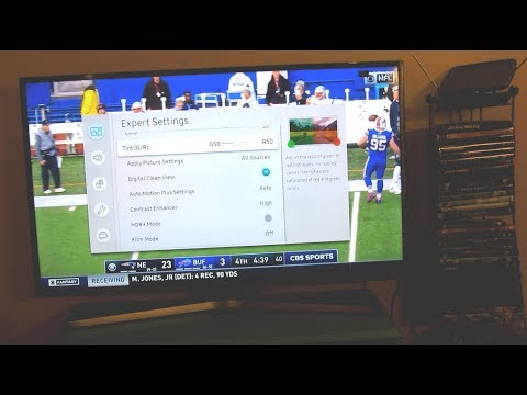 Samsung 4K MU6290 | Complete On Screen Menu Options (MU6300)