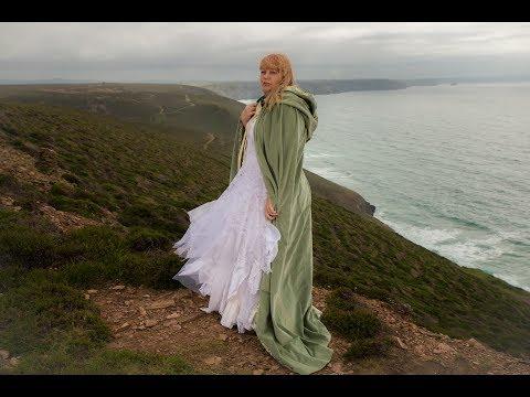 Sewing velvet cloaks - weddings, handfasting, Cosplay, Renaissance Faires
