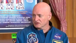 NASA astronaut Scott Kelly shares his experience after 1 year in space