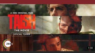 Taish | Official Teaser  | Premieres 29th Oct on ZEE5 | Ruraan Media