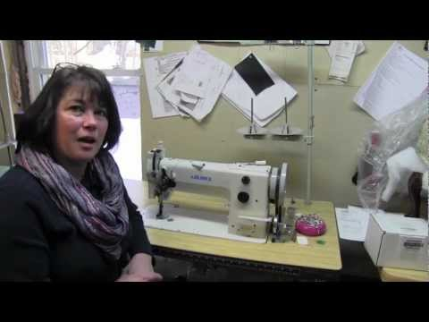 3 Juki Sewing Machines We Use At Kims Upholstery