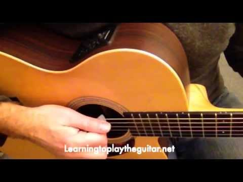 Chord Strumming Tips - Learning To Play The Guitar