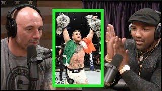 Joe Rogan - Yoel Romero on Conor McGregor