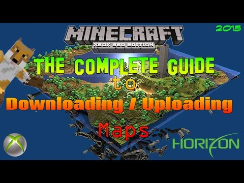 How to mod minecraft xbox 360 edition without horizon -