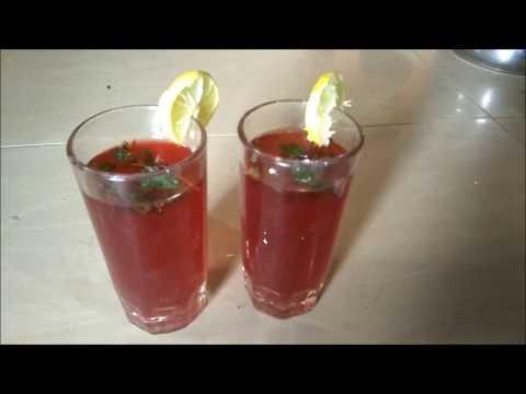 Kokum Sharabat | Kokum Juice | Kokam Sharbat