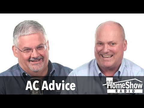 What's your advice on choosing a replacement AC system?