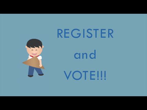 2016 - 2018 Overseas Voting Registration