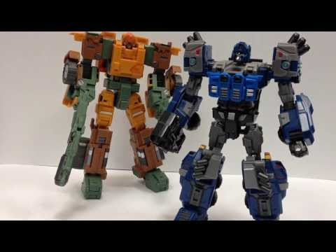 Fansproject WB004 - REVOLVER CORE