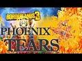 BORDERLANDS 3 ~ PHOENIX TEARS [Arme Légendaire] ~ (Drop : Phénix)