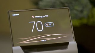 Cortana-powered thermostat hands-on
