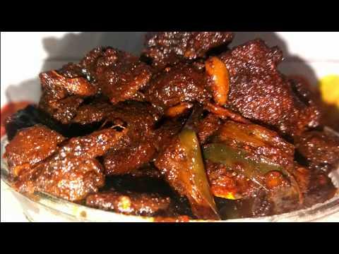 Meen Achar(Choora)/Fish Pickle(Tuna)