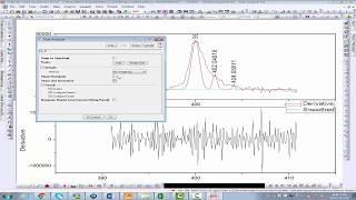 XPS peak fitting of Nitrogen (N1s) using CasaXPS - PakVim net HD