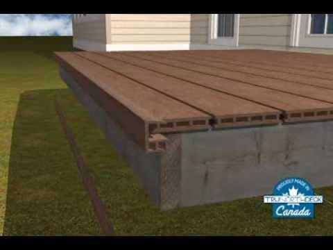 Composite Deck Building - E-Trim Part 1