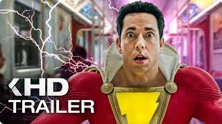 SHAZAM! - 6 Minutes Trailers & Clips (2019)
