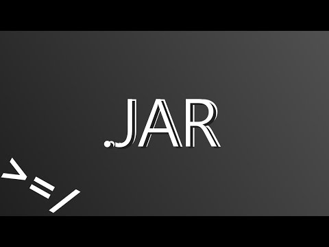 How to open .jar file?