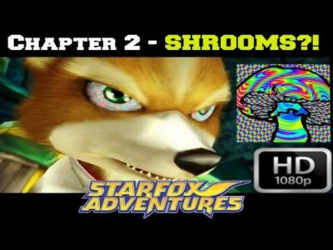 Starfox Adventures - Chapter 2 - SHROOMS?!