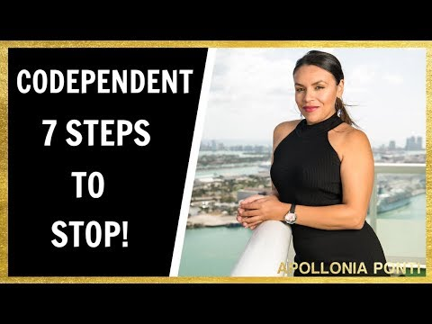 How To Stop Being Codependent | 7 Steps To Break Free Of Codependency!