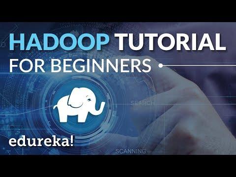 Introduction to Hadoop   Hadoop Tutorial for Beginners   Hadoop Training   Edureka